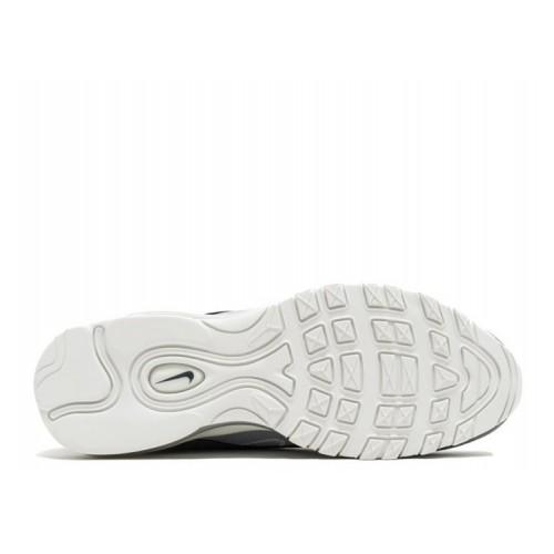 Men's Nike Air Max 97 Premium 312834-005 Wolf Grey Summit White