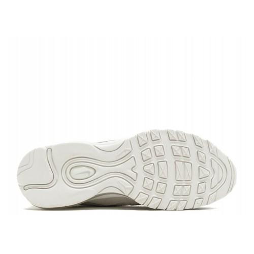 Men's Nike Air Max 97 Premium 312834-006 Light Bone Summit White