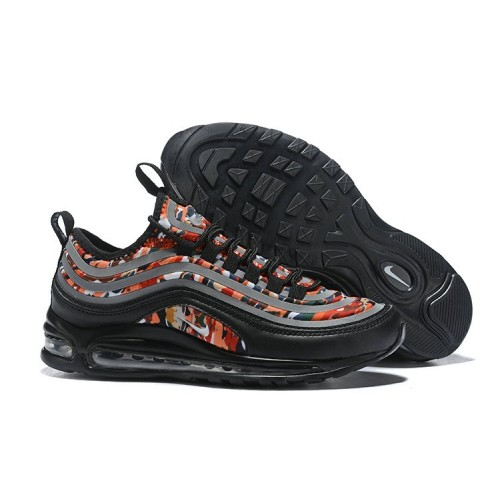 Men's Nike Air Max 97 UL 17 SE Red Black Orange Grey