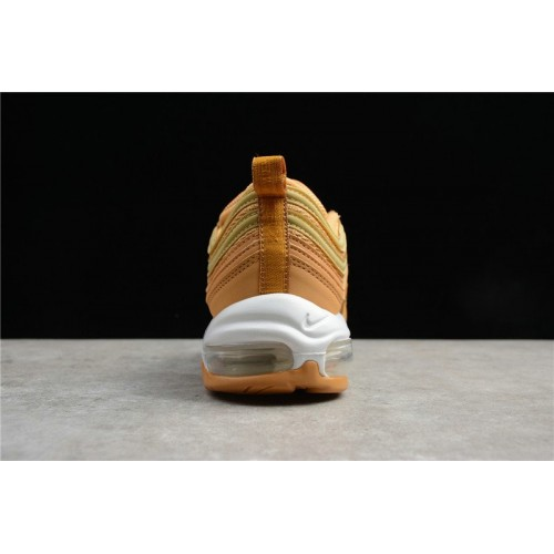 Men's Nike Air Max 97 Wheat Size Shoes AJ1986-200 For Sale