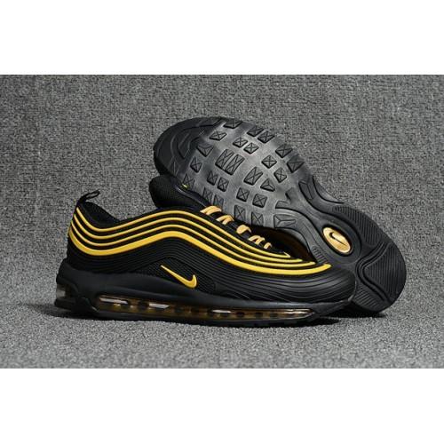 Men's Nike Lab Air Max 97 Yellow Black Air Max Sale