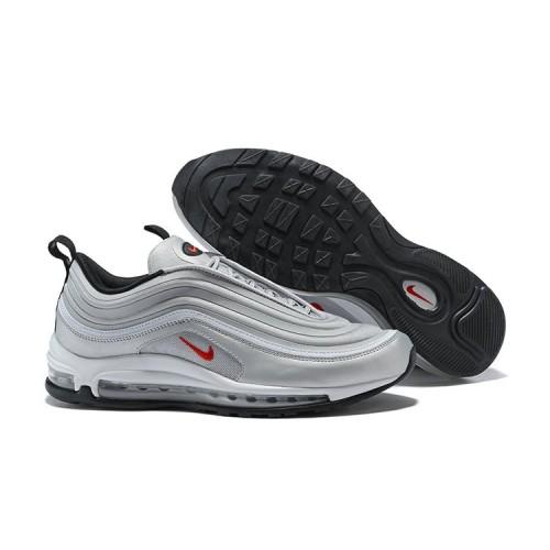Men's Nike Air Maxs 97 Ultra 17 SE Grey Red Black