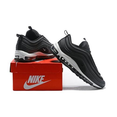 Men's Nike Air Maxs 97 Ultra 17 SE Total Black White