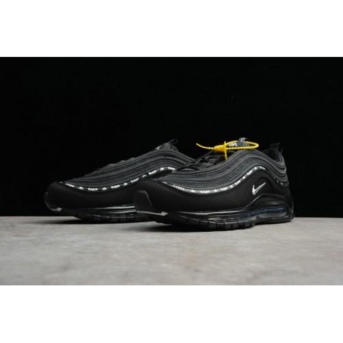 Men's Nike Air Maxs 97 OG Kappa All Black