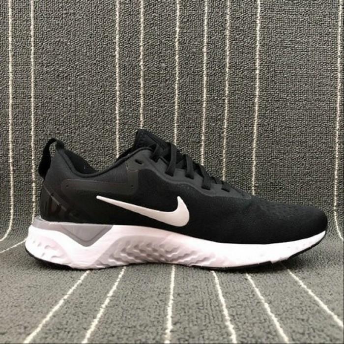Men's Nike Odyssey React AO9819-001 BLACK WHITE