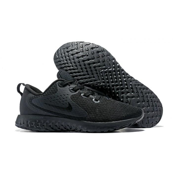 Men's Nike Odyssey React Triple Black