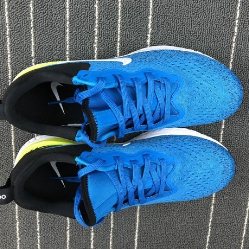 Men's Nike Odyssey React AO9819-400 LAKE BLUE BLACK