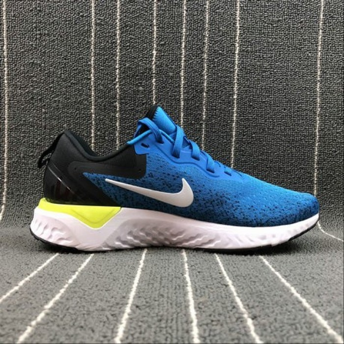 Men's Nike Odyssey React AO9819-400 LAKE BLUE BLACK