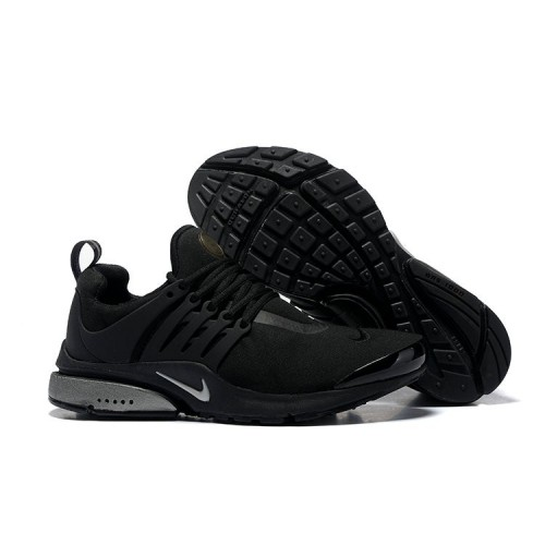 Men's 2018 Nike Air Presto BR QS Triple Black Sale