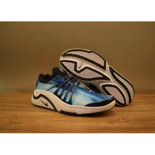 Men's Nike Air Presto Escape Blue Black White