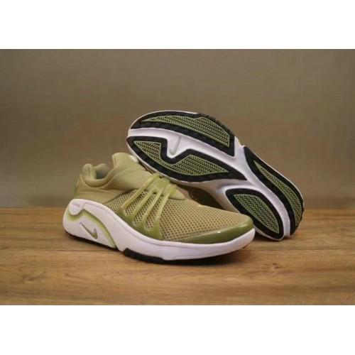 Men's Nike Air Presto Escape Light Green Black White