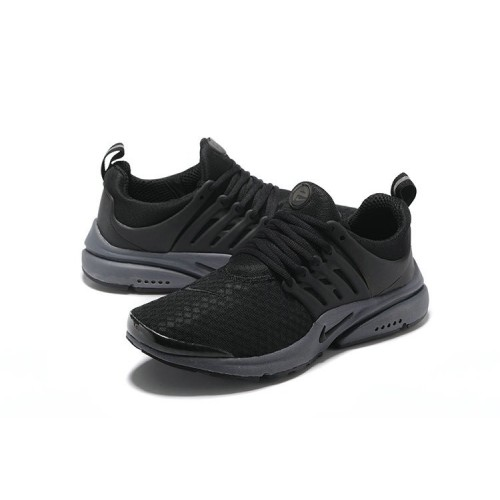 Men's Nike Air Presto Essential All Black