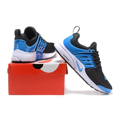 Men's Nike Air Presto Essential Royal Blue Black White