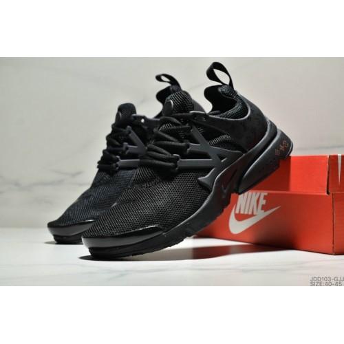 Men's Nike Air Presto Flyknit Ultra All Black