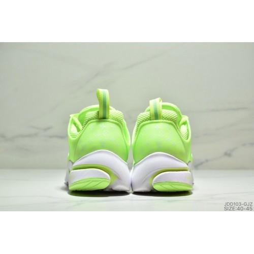 Men's Nike Air Presto Flyknit Ultra Fluorescent Green