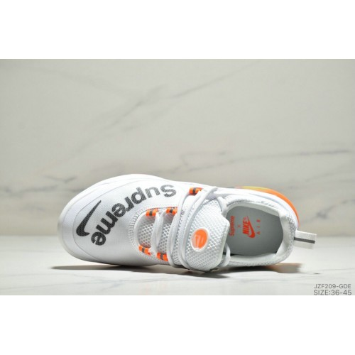 Women's Nike Air Presto Supreme Total Orange White