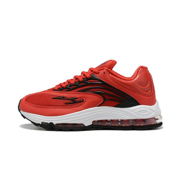 Men's Nike Air Tuned Max 2019 True Red Black White