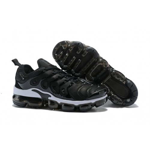 Men's 2018 Nike Lab VaporMax x Nike Air Vapormax Plus White Black