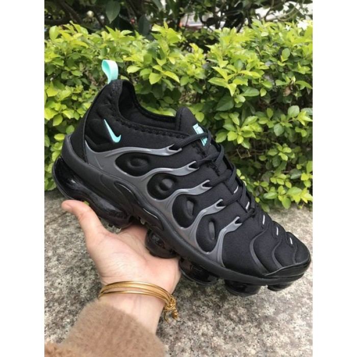 Men's 2019 Nike Air VaporMax Black Jade