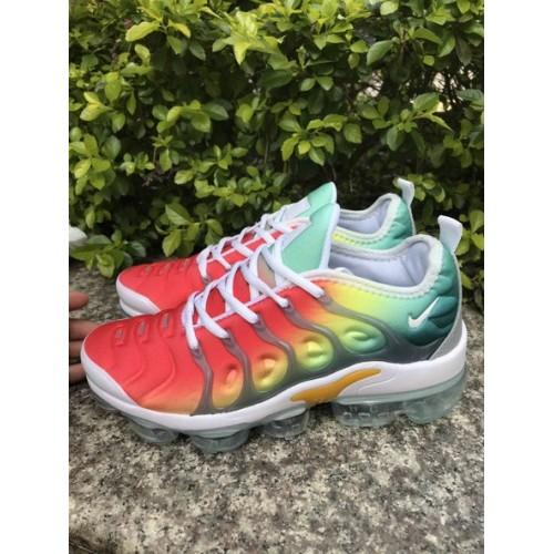 Men's 2019 Nike Air VaporMax Colorful