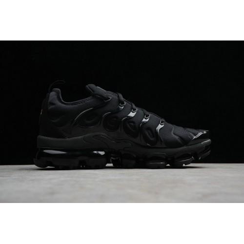 Men's Nike Air VaporMax Plus 924453-004 Black Dark Grey