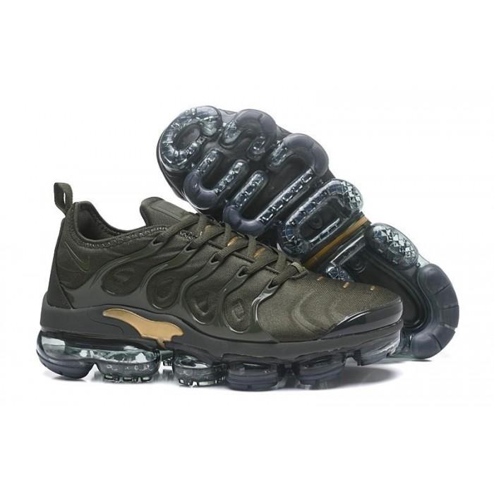 Men's Nike Air VaporMax Plus Cargo Khaki Sequoia-Clay Green
