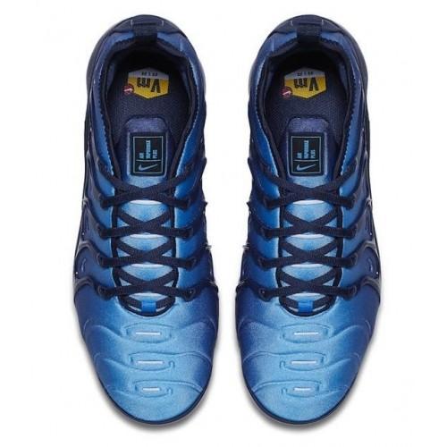Men's Nike Air VaporMax Plus Photo Blue
