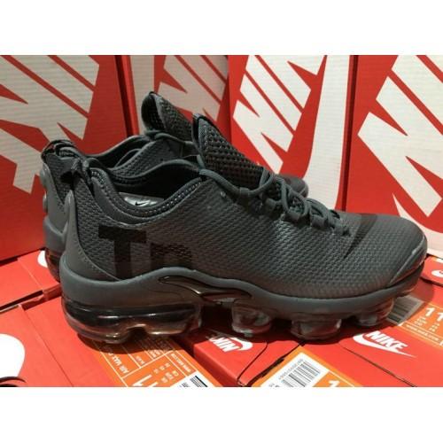 Men's Nike Air VaporMax Plus TN Deep Grey Black