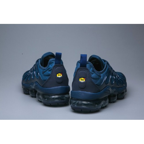 Men's Nike Air VaporMax Plus Total Blue Fashion Sneakers