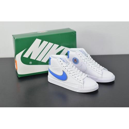 Men's 2019 Nike Blazer Mid 1977 Vintage Hawkins High CJ6101-107