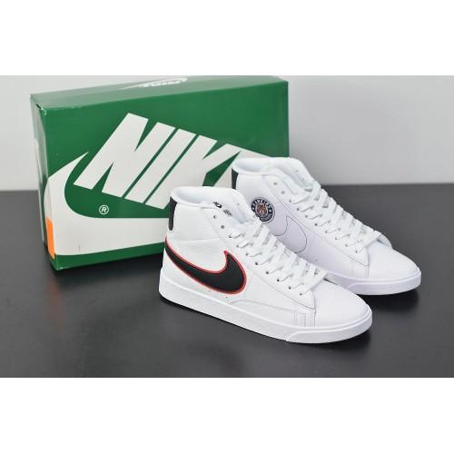 Men's 2019 Nike Blazer Mid 1977 Vintage Hawkins High CJ6101-109