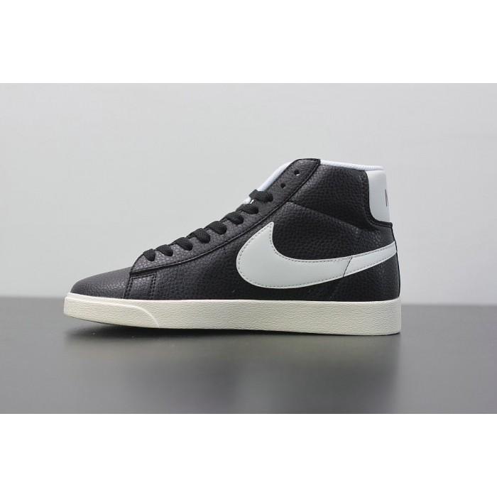 Women's Nike Blazer Mid Vintage Suede Black AV9376-004