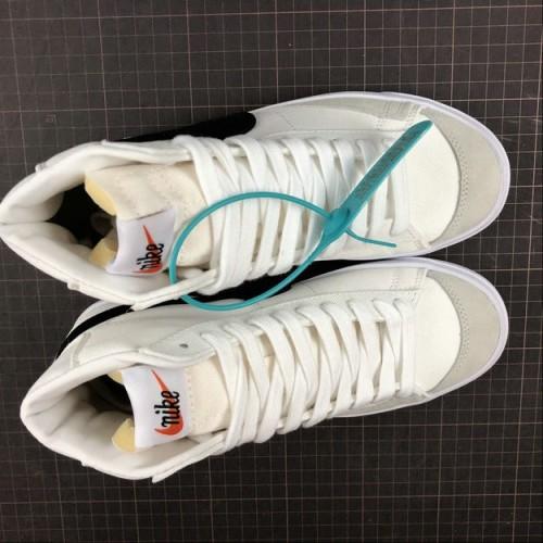 Men's Nike Blazer Mid 77 VNTG WE Beige White Sail Black
