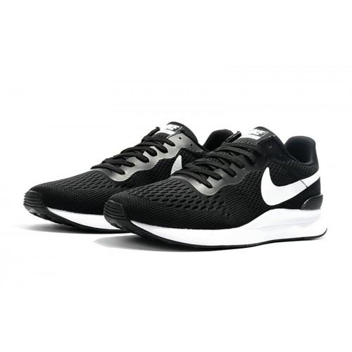 Women's Nike Internationalist LT 17 Black White