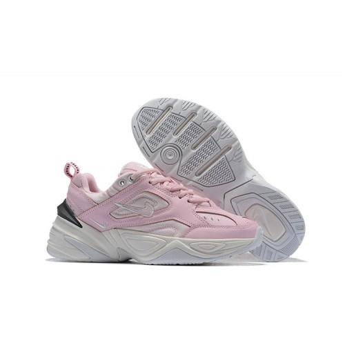 Women's Nike M2K TEKNO Pink White