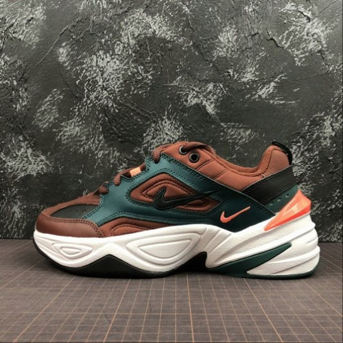 Men's Nike M2K Tekno AV4789-200 Pueblo Brown Black