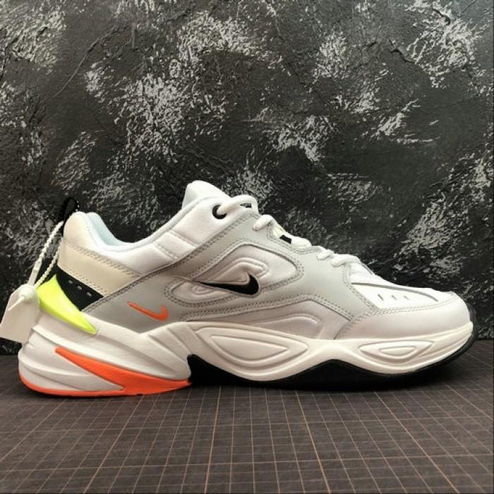 Women's Nike M2K Tekno AV4789-00 Pure Platinum Black ail White