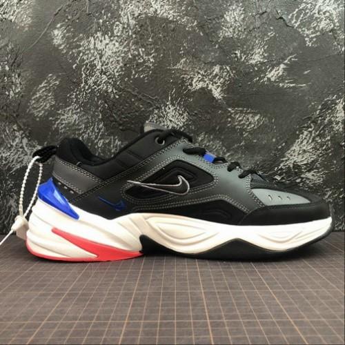 Women's Nike M2K Tekno AV4789-003 Dark Grey Black Baroque Brown