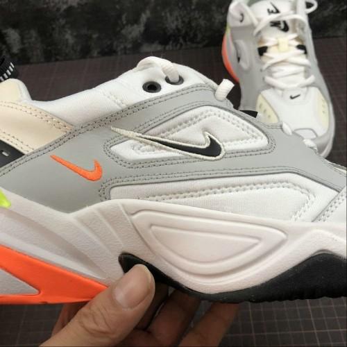 Men's Nike M2K Tekno AV4789-004 Pure Platinum Black Sail White