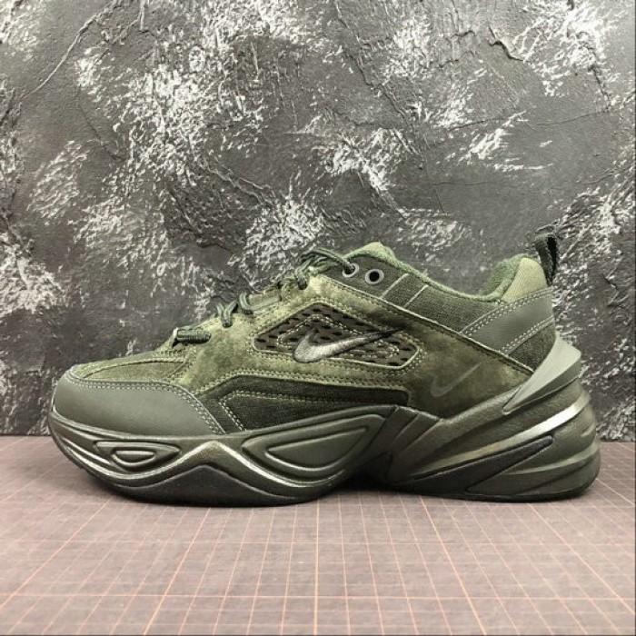 Men's Nike M2K Tekno BV0074-300 Seouoia Black Cargo Khaki