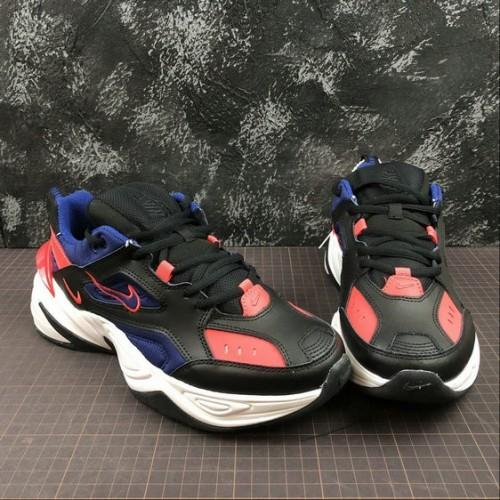 Men's Nike M2K Tekno AV4789-006 Black Sapphire Saphir