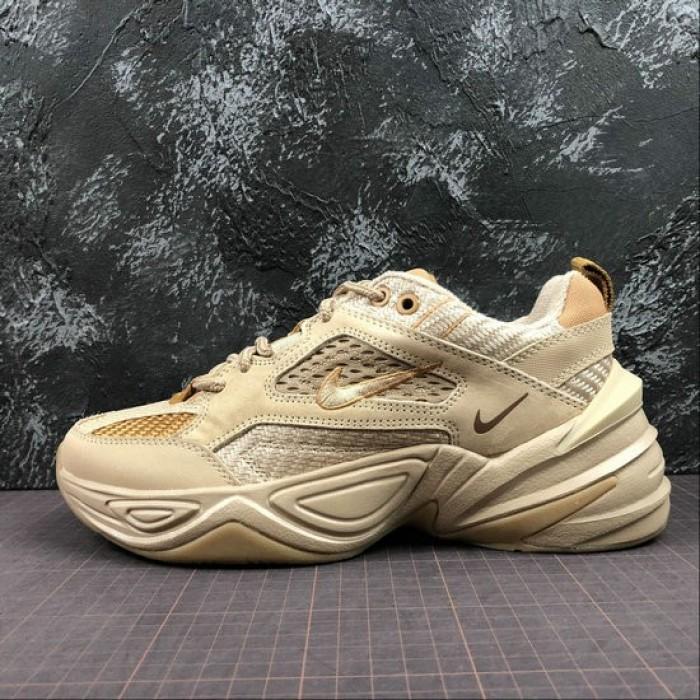 Men's Nike M2K Tekno BV0074-200 Linen Ale Brown