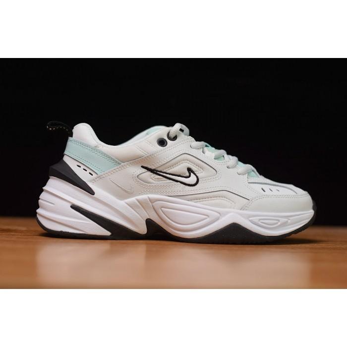 Women's Nike M2K Tekno White Tint Black AO3108-013