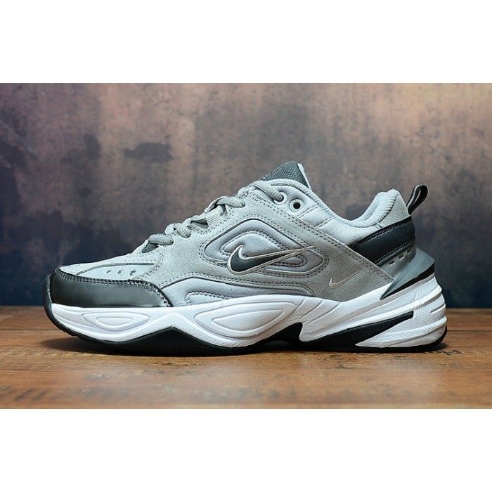 Women's 2019 Nike M2K Tekno Grey Black White