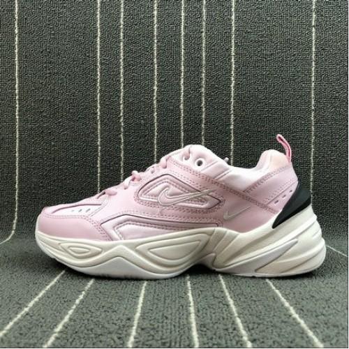 Women's Nike M2K Tekno AO3108-600 Pink Foam Black